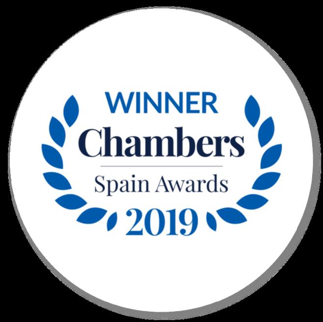 winner chambers spain awards 2019